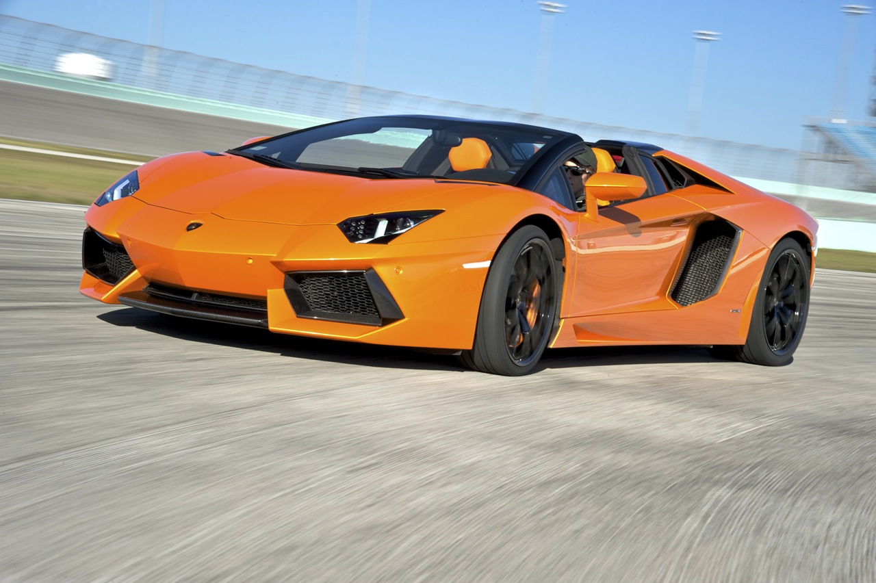 Lamborghini Aventador Roadster Miami Vice Car Guy Chronicles
