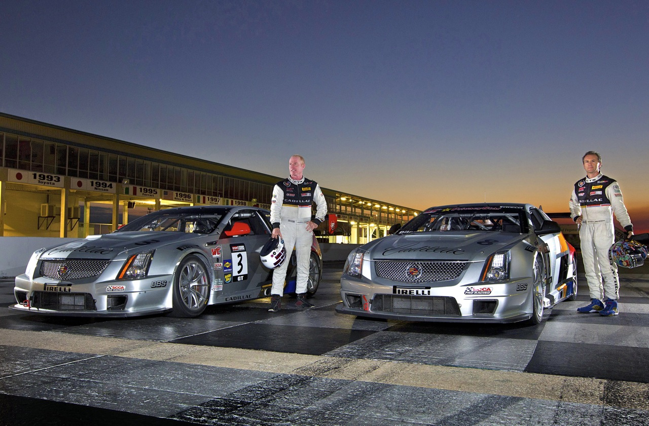 TEAM CADILLAC CTS-V: WORLD CHALLENGE 2013 - Car Guy Chronicles