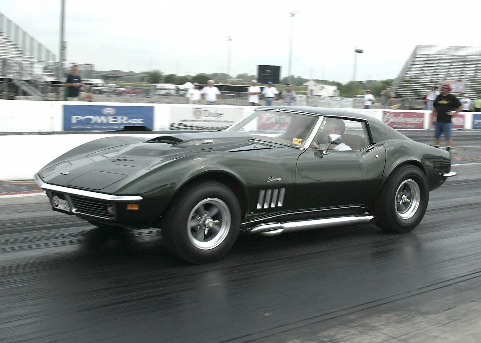 Motion Phase Iii Corvette Stingray That Screams Car