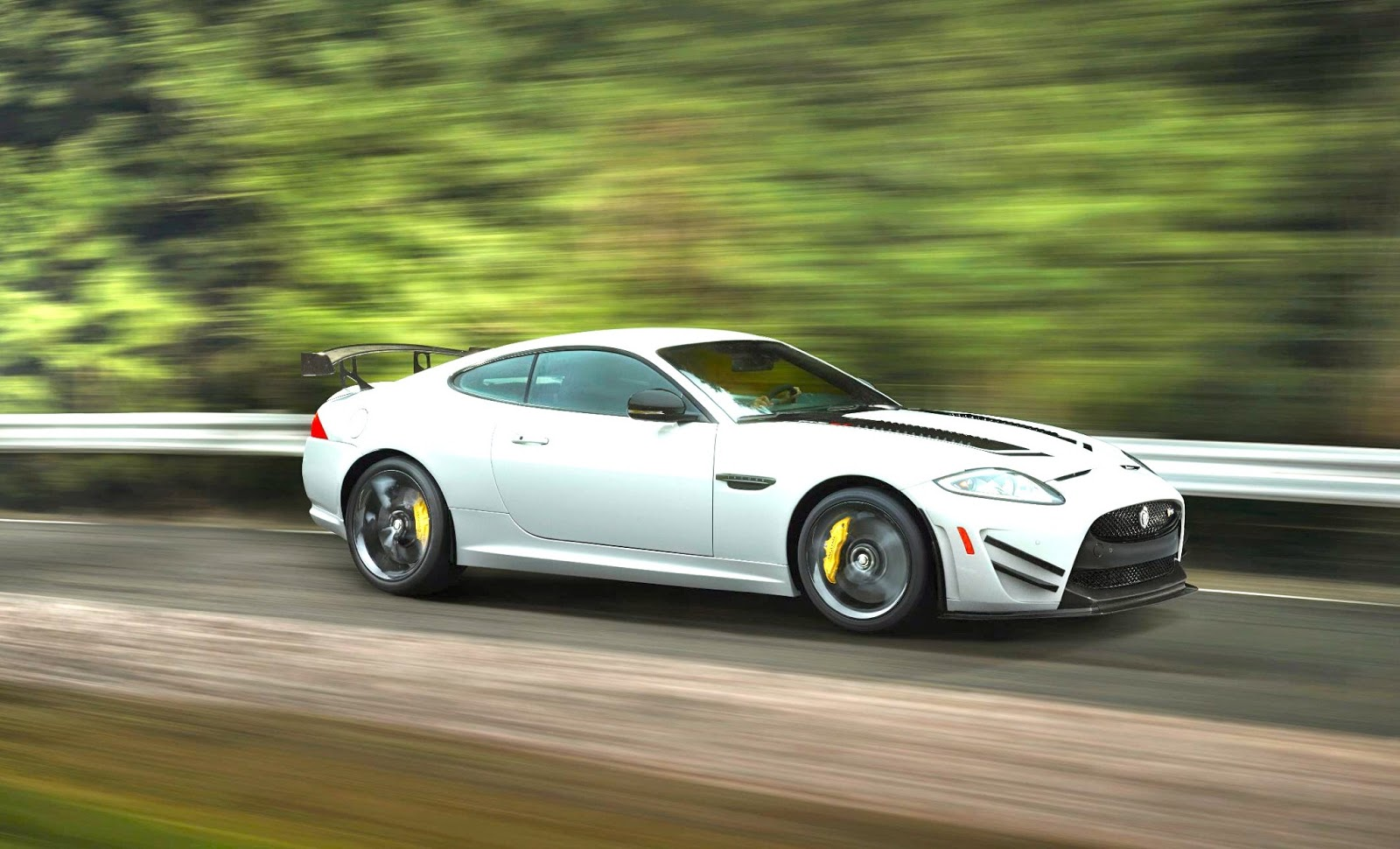 2014 JAGUAR XKR S GT: TRACK DAY DELIGHT!