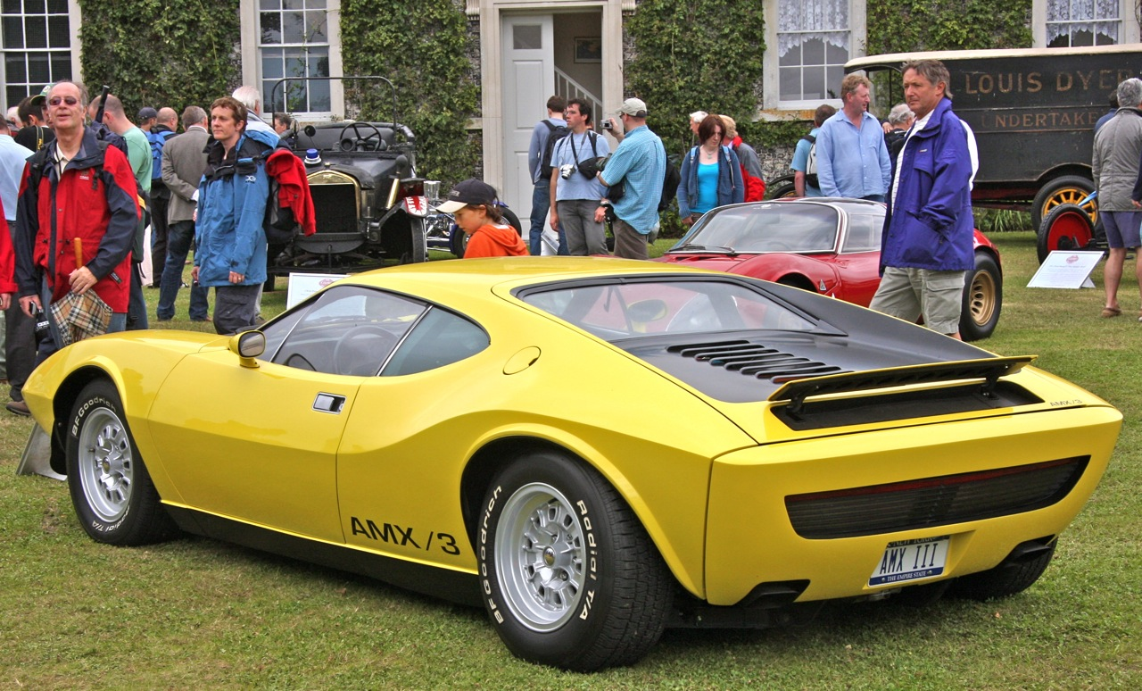 Hybrid Bizzarinni Supercar Amx3 Car Guy Chronicles