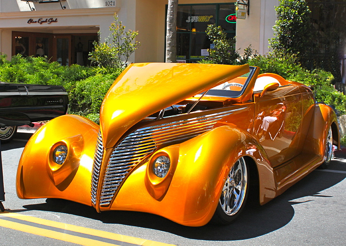 28 Outrageous Paint Colors Cars