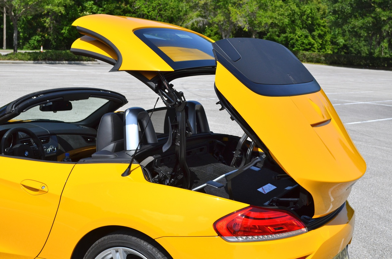 2013 Bmw Z4 Sdrive 28i Hot Dog Car Guy Chronicles