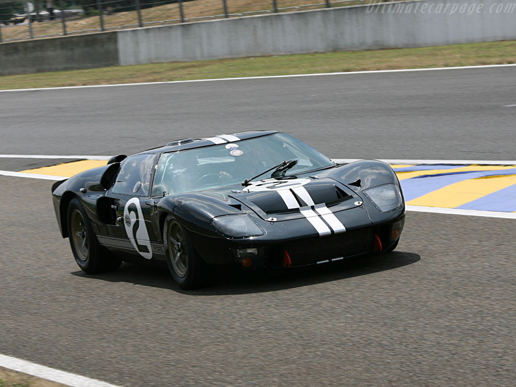 Ford Gt Mk Ii Le Mans Redux