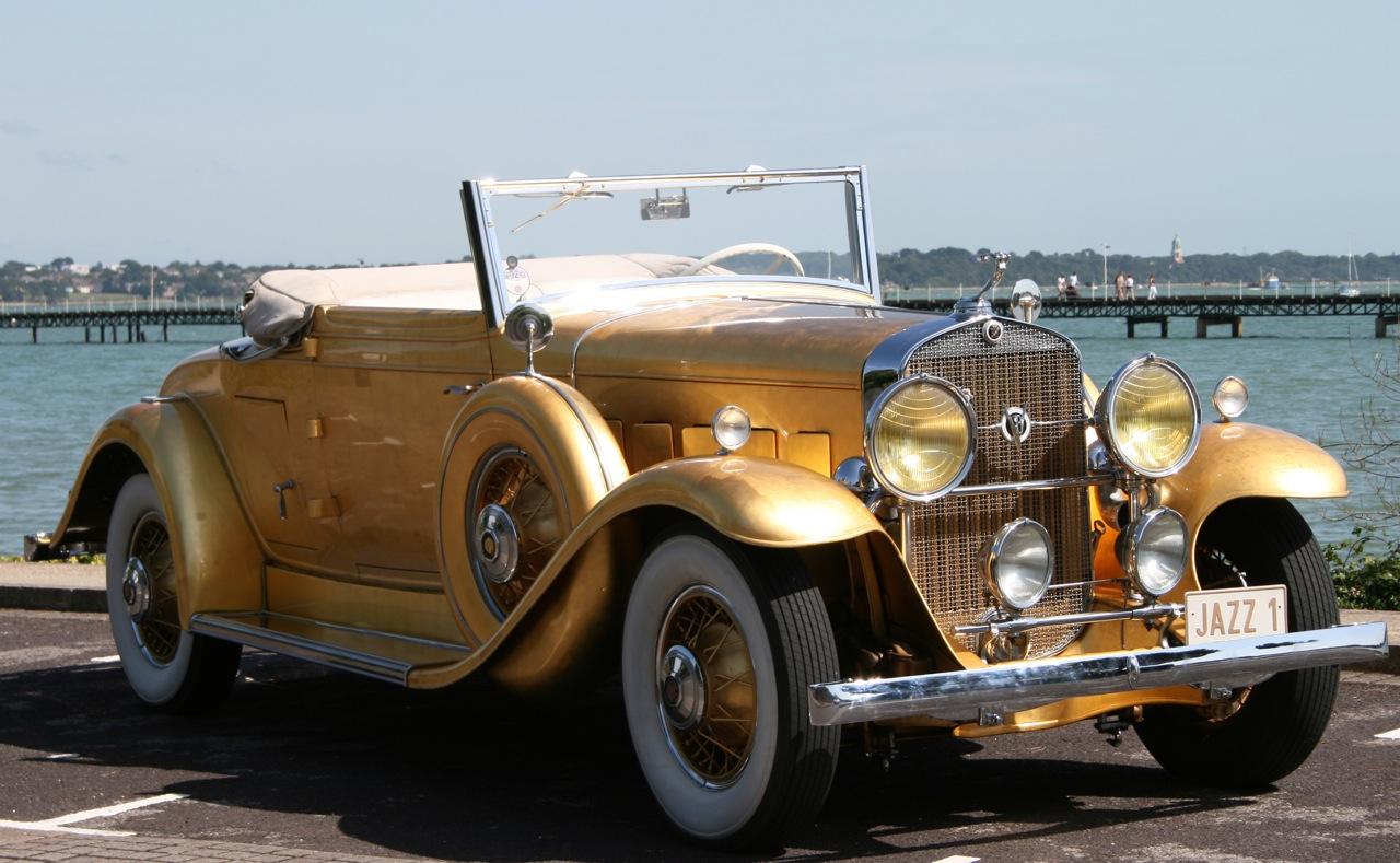 The Solid Gold Cadillac Not Quite Car Guy Chronicles
