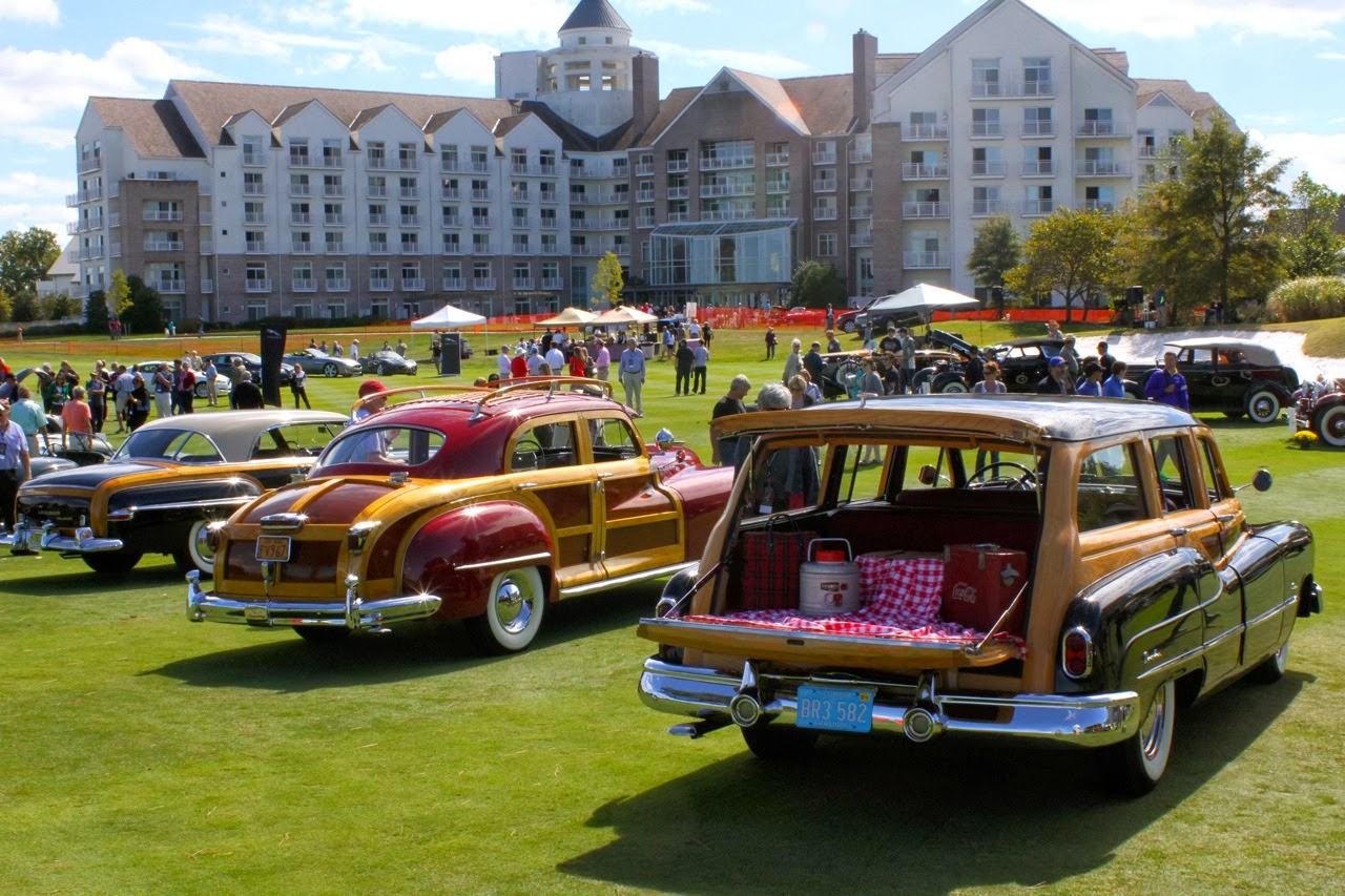 CLASSICS & SPORTS CARS: ST. MICHAELS CONCOURS! - Car Guy Chronicles