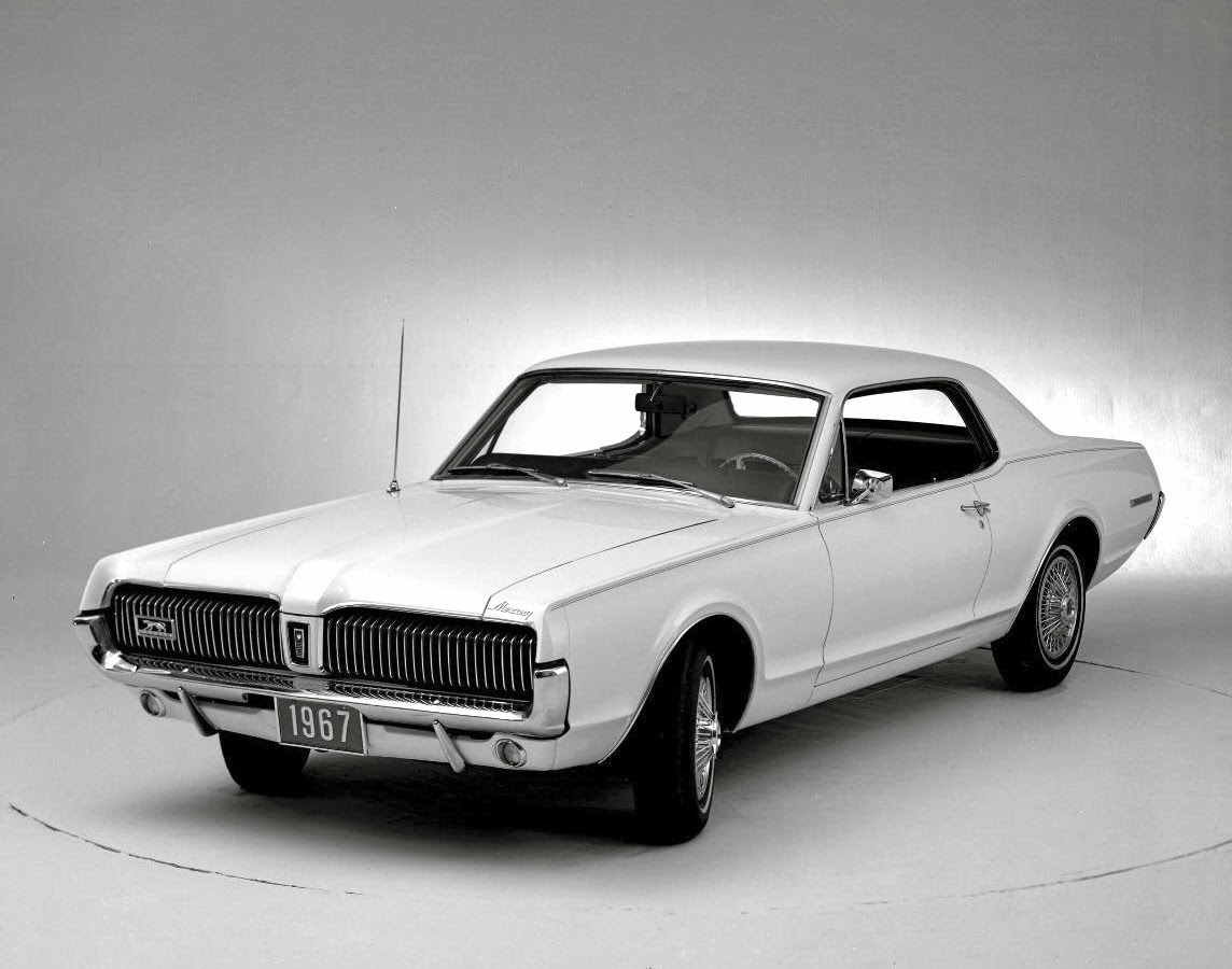 HOT MUSCLE CAR BUYS: MERCURY COUGAR!