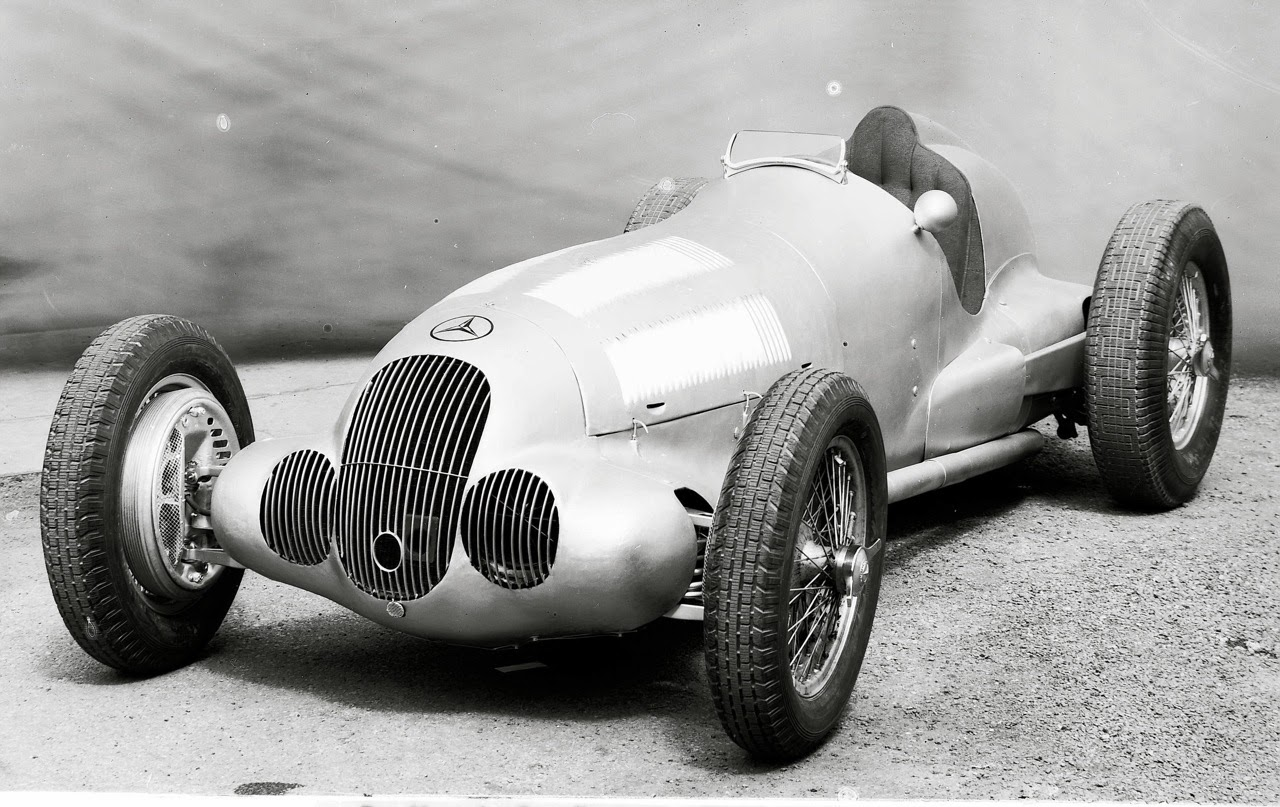 MERCEDES-BENZ RACING HISTORY: 120 YEARS! - Car Guy Chronicles