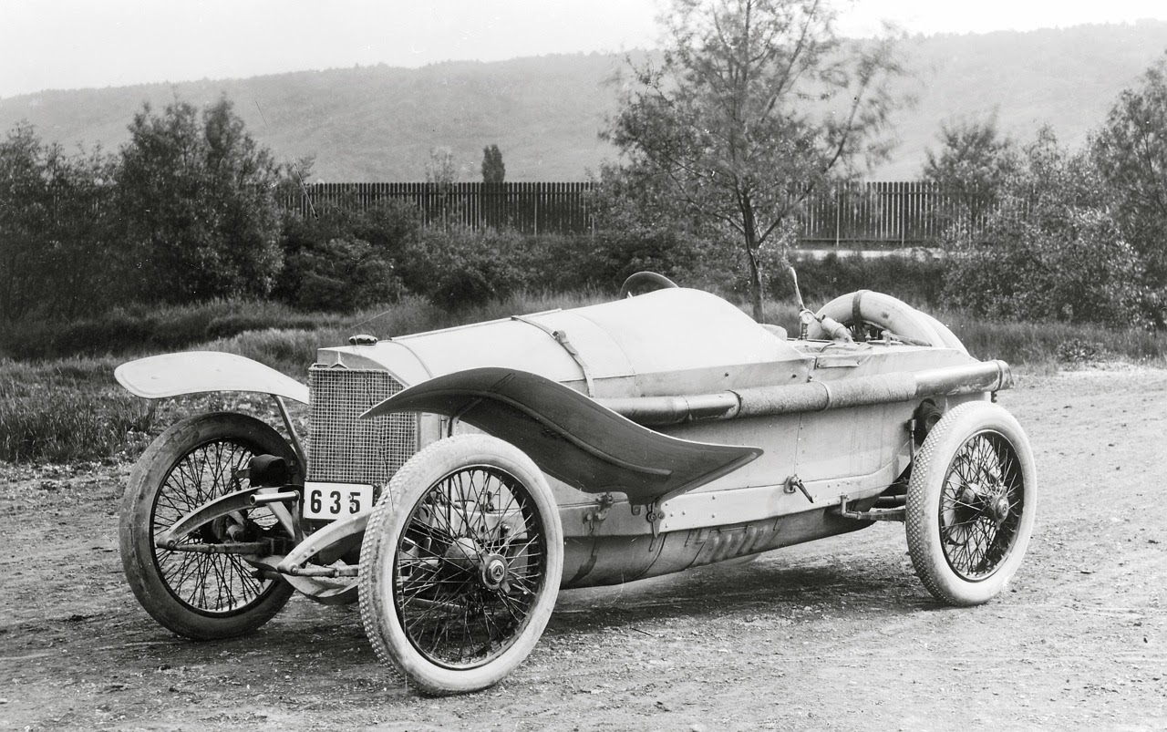 MERCEDES BENZ RACING HISTORY: 120 YEARS!