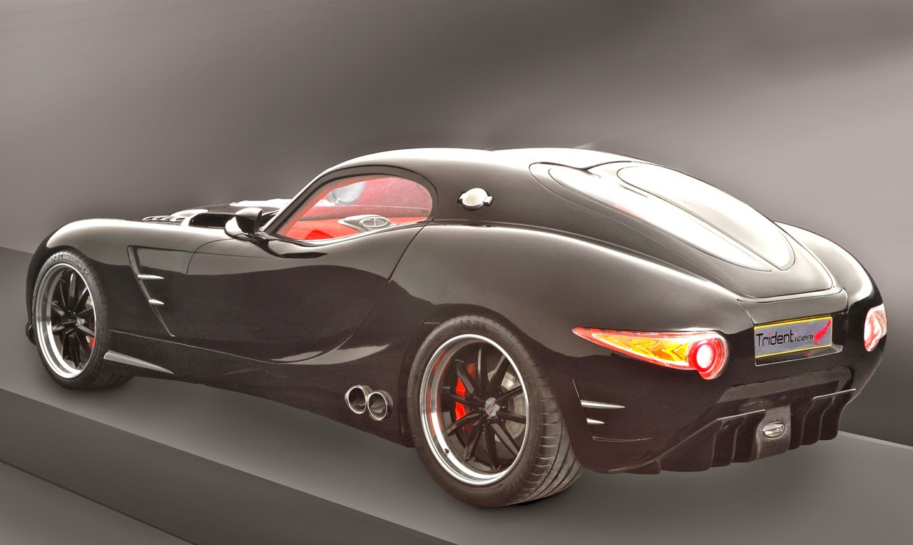 Trident Iceni Magna World Rsquo S Fastest Diesel Sports Car