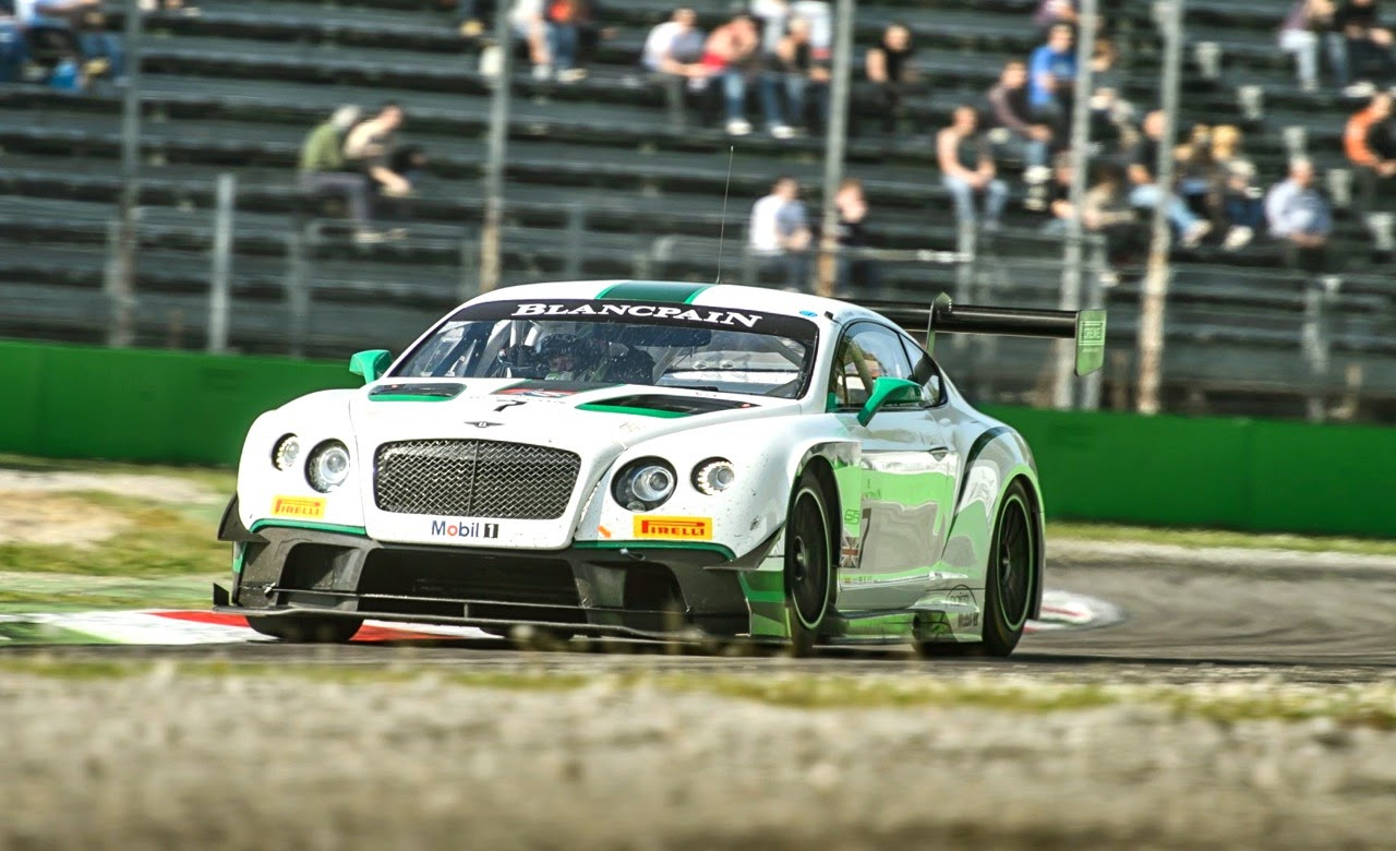 BENTLEY CONTINENTAL GT3: RETURN TO NORTH AMERICA! - Car Guy Chronicles