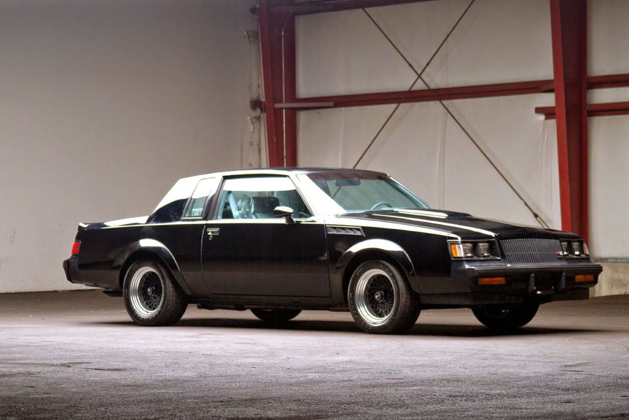 BUICK GNX: THE GRAND NATIONAL TO END ALL GRAND NATIONALS ...