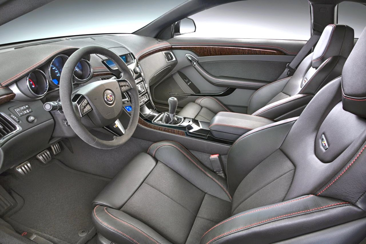 15 Cadillac Cts V Coupe Special Edition Car Guy Chronicles