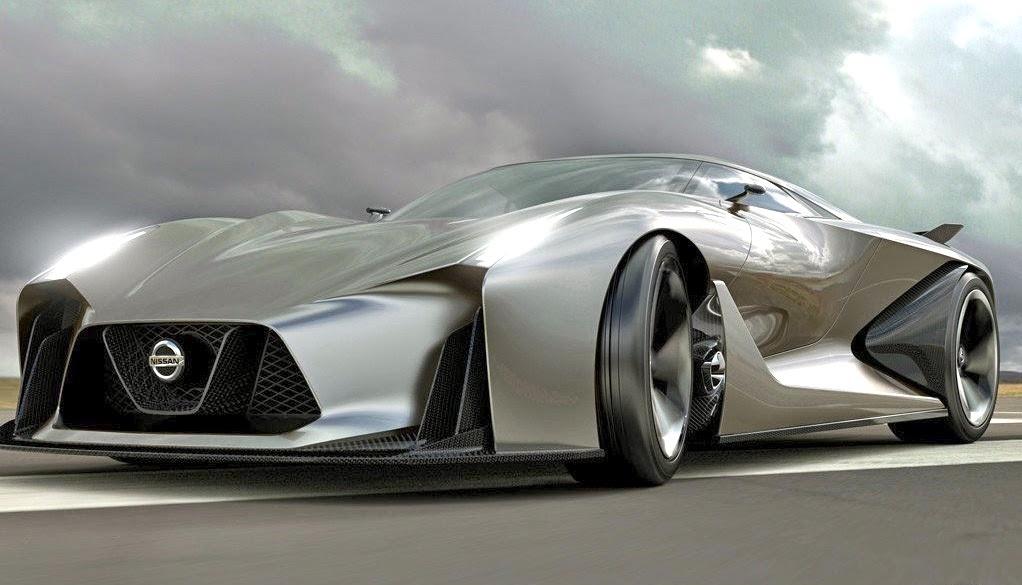 NISSAN CONCEPT 2020: HYBRID GT-R SUPERCAR! - Car Guy Chronicles
