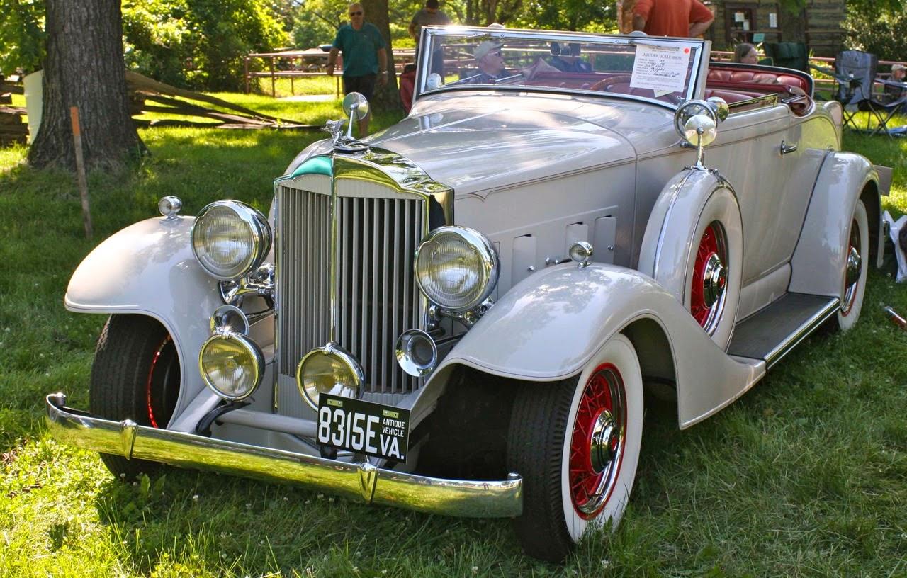 Sully Antique Classic Car Show