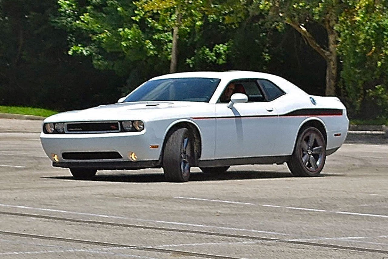 All Types challenger rt 0 60 : 14 DODGE HEMI-CHALLENGER: REDLINE R/T! - Car Guy Chronicles