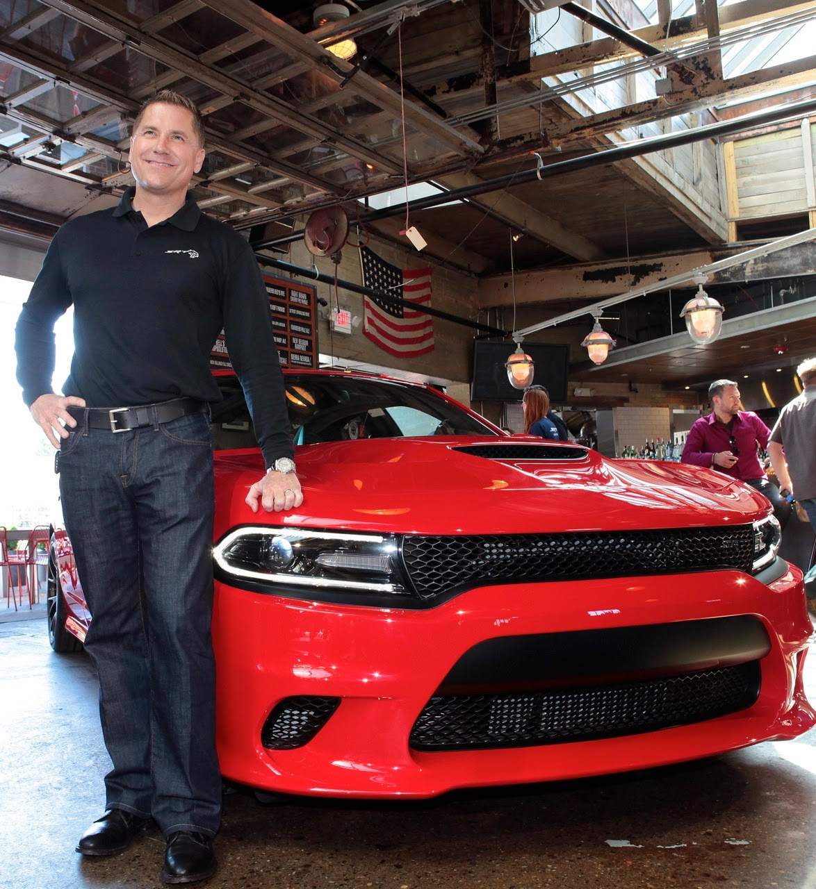 '15 DODGE CHARGER SRT HELLCAT: QUICKEST, FASTEST & MOST