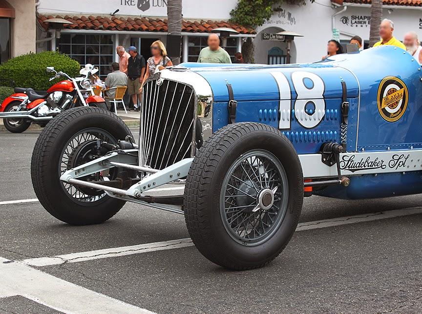 Montecito Car Show