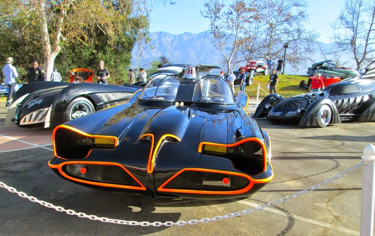 ART CENTER CONCOURS SPOTLIGHT ON ENTERTAINMENT Car Guy - Pasadena car show