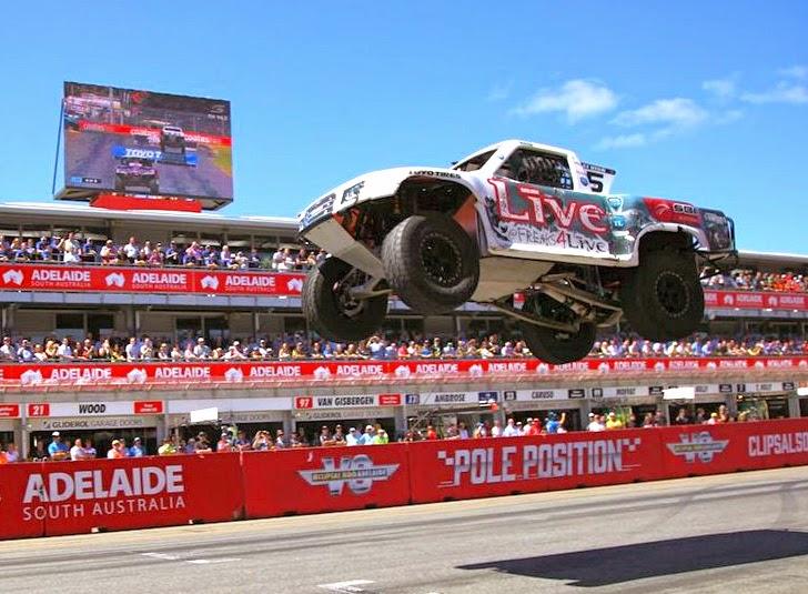 E J Viso New Life In Stadium Trucks Car Guy Chronicles