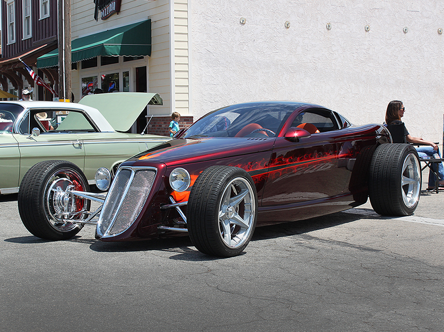 HOT RODS & CUSTOMS: HOT TIME IN OLD TOWN! - Car Guy Chronicles