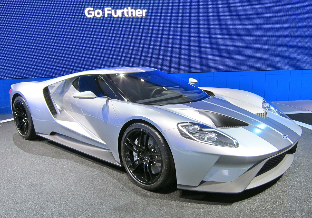 Ford Gt Everything You Need To Know