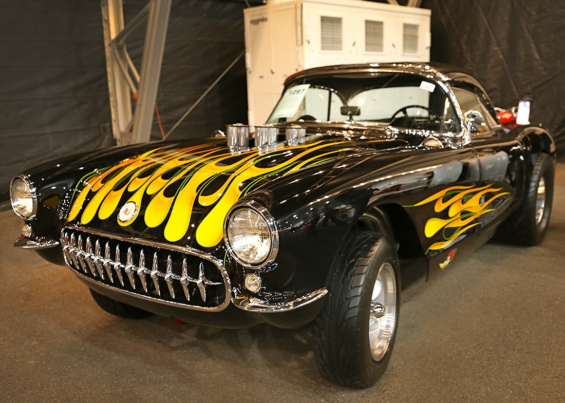 Barrett Jackson Scottsdale Cars You May Have Missed Car Guy