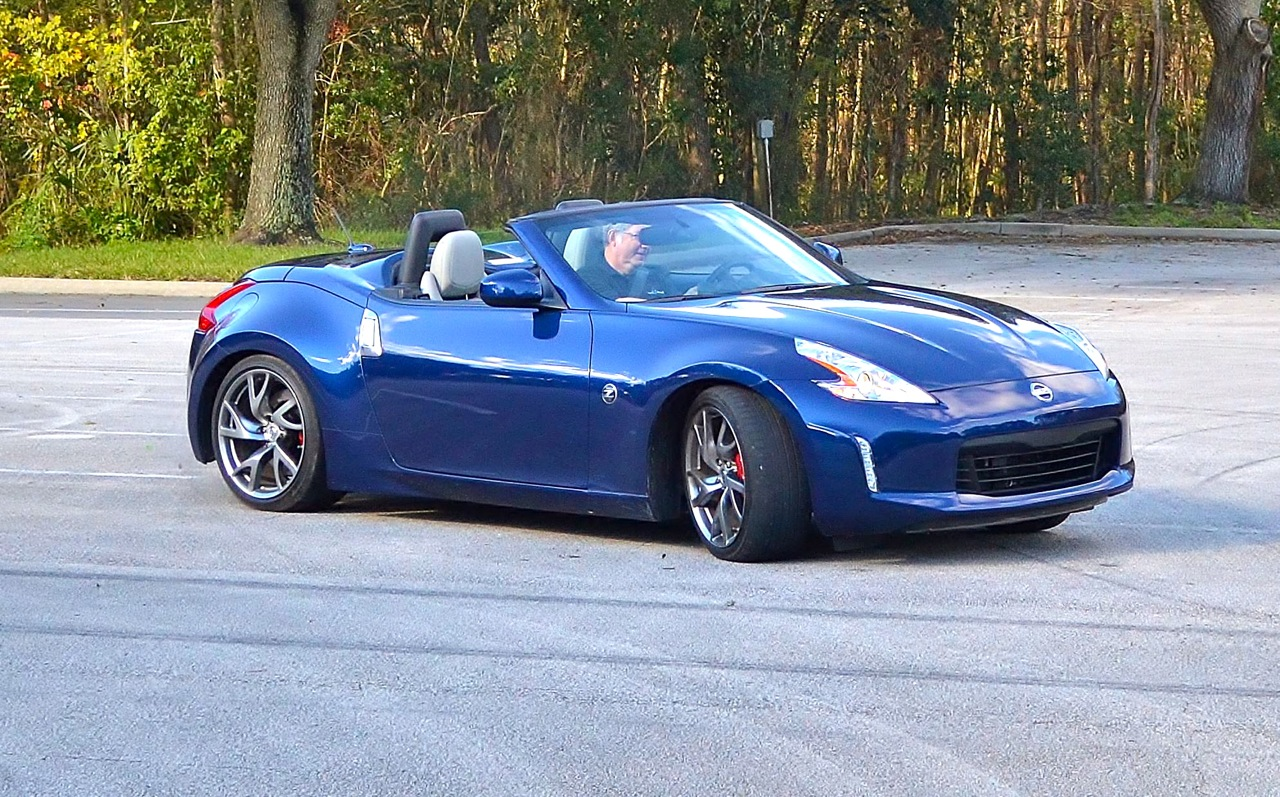 Charming The 370Z Roadster Is Still Fast, Fun And Cozy Comfy For Two. But There Are  Others That Do It Better And Have A Bit More Room Without Feeling It, ...