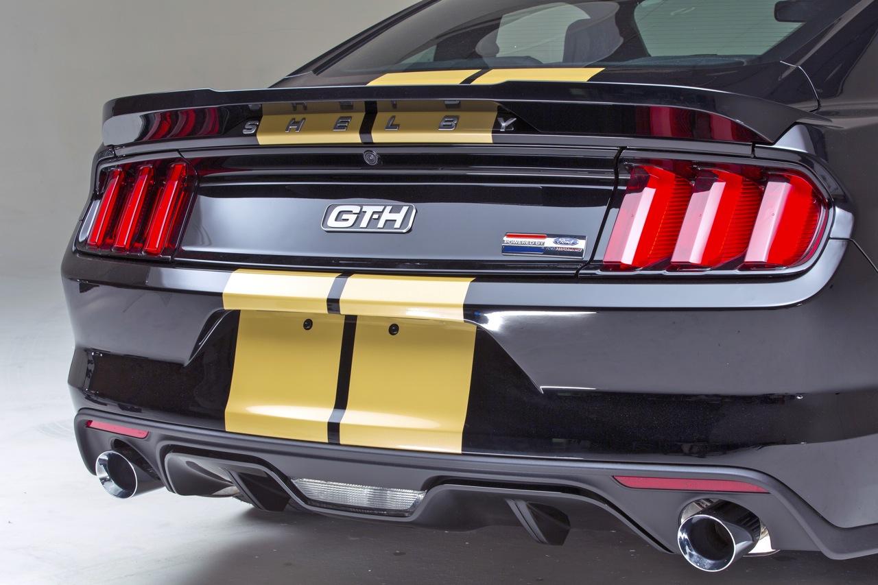 16 SHELBY-HERTZ GT350-H: RENT-A-RACER! - Car Guy Chronicles