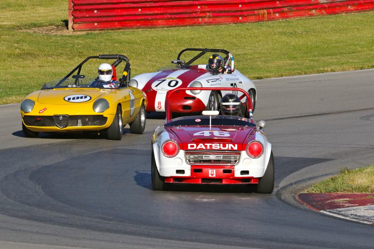 MID-OHIO VINTAGE GP: SNAKE BITE & SPORTS CARS! - Car Guy Chronicles