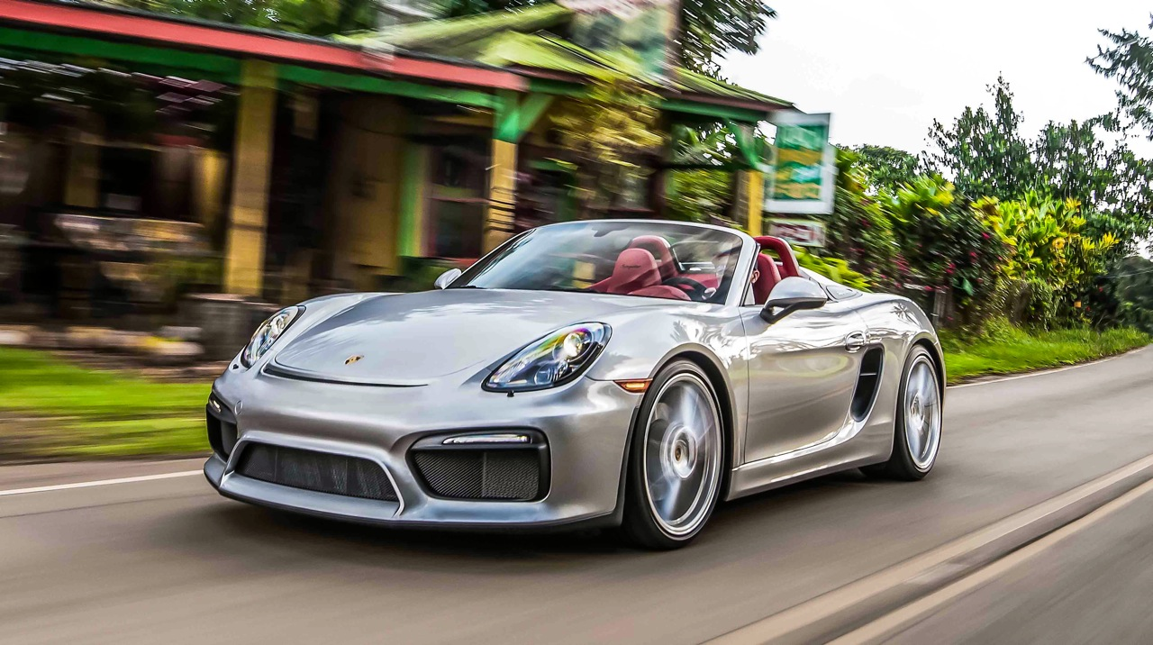 Porsche S Glorious New Boxster Spyder Is A 180 Mph Investment Opportunity Blogs Road Test Editor Howard Walker