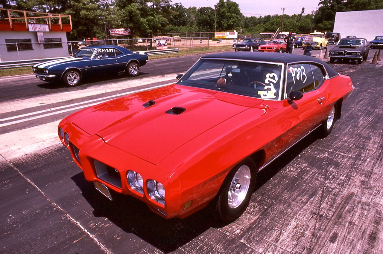 Musclecars Back In The Day Car Guy Chronicles
