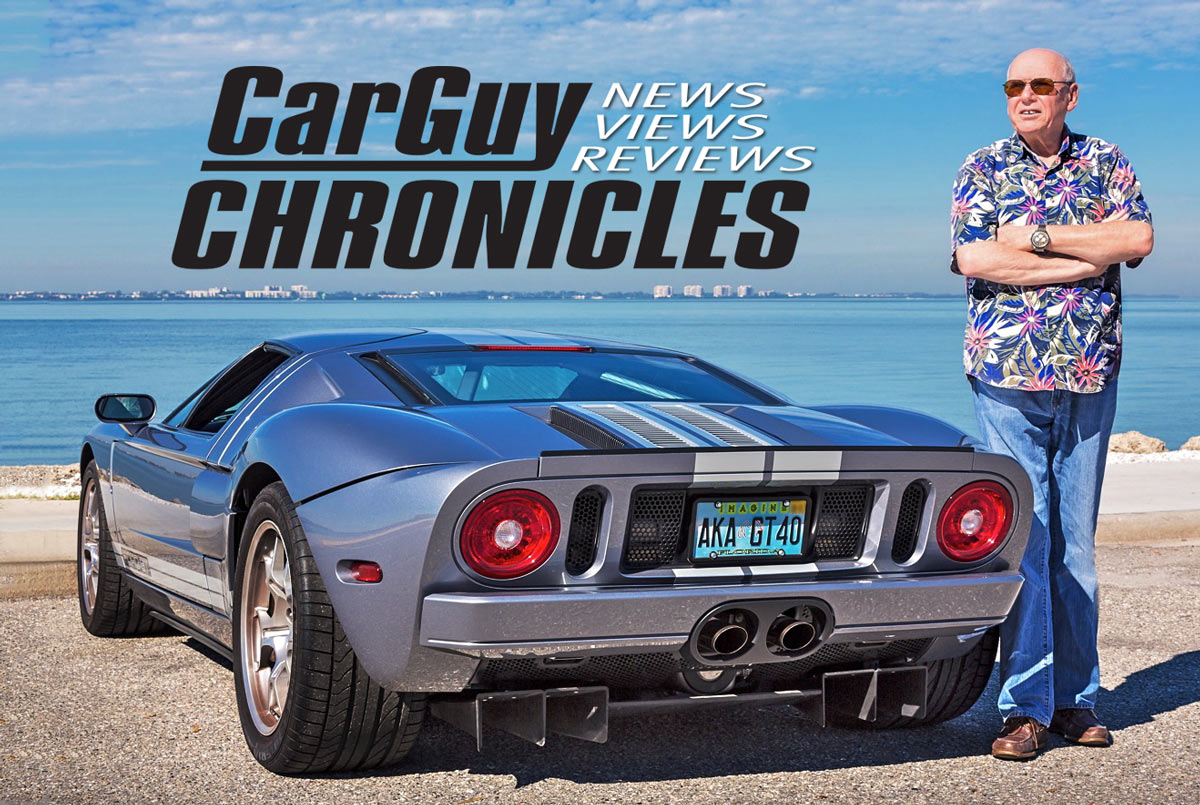 Home Car Guy Chronicles Your Automotive Blog