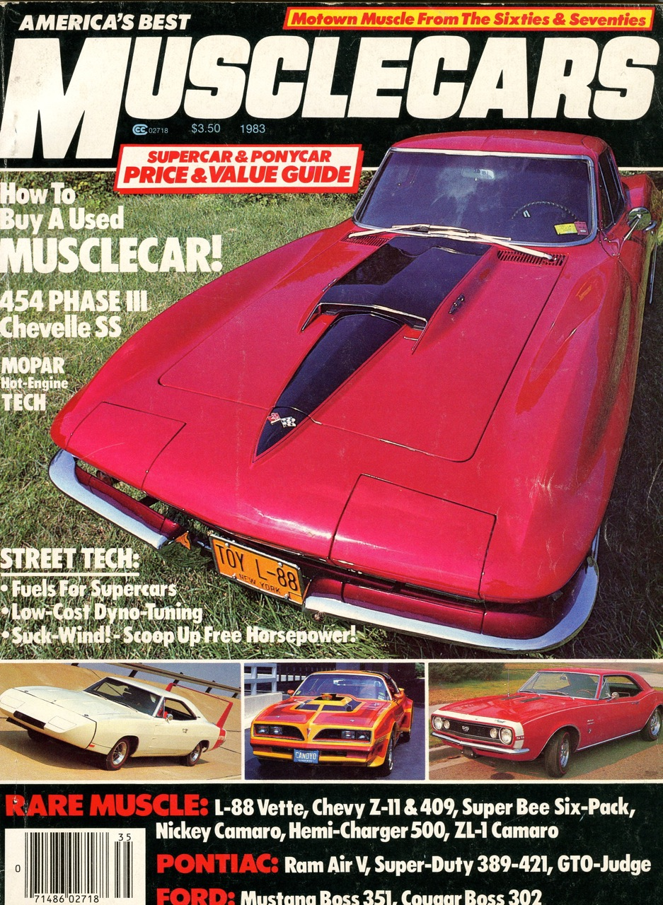 MUSCLECARS 101: BACK IN THE DAY! - Car Guy Chronicles