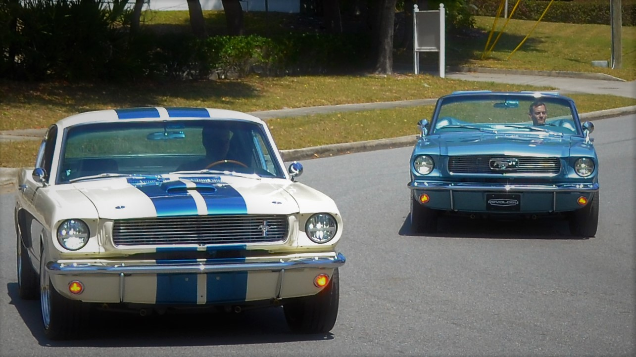 REVOLOGY CARS: MODERN VINTAGE MUSTANGS! - Car Guy Chronicles