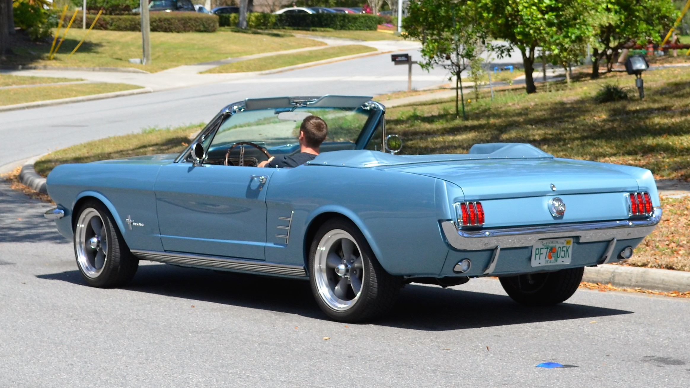 Ford Mustang Gt Convertible 2017 >> REVOLOGY CARS: MODERN VINTAGE MUSTANGS! - Car Guy Chronicles
