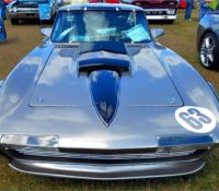 '63 CORVETTE STING RAY: RACED FROM DAY ONE!