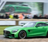 MERCEDES-AMG: HALF-CENTURY OF SPEED AT GOODWOOD!