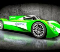 GREEN4U/PANOZ: ELECTRIC RACECAR!