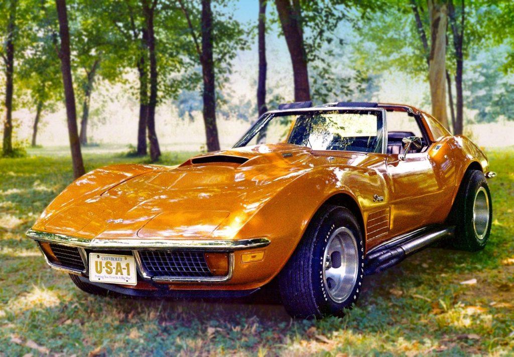 Baldwin Motion Survivor Phase Iii 454 Corvette Car Guy