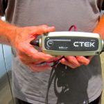 CTEK Smart Charger for Super Cars