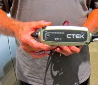 CTEK: SMART CHARGER FOR SUPERCARS!