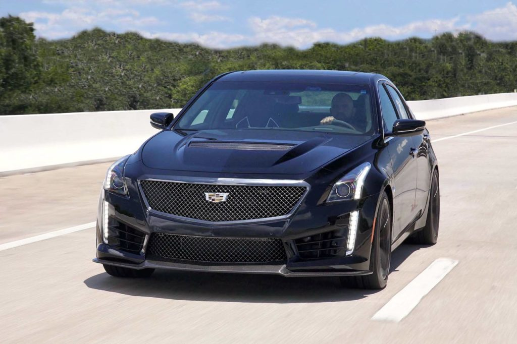 CADILLAC CTS-V: FEEL THE FORCE!