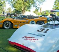 CONCOURS D'ELEGANCE OF AMERICA: WORLD CLASS CARS!