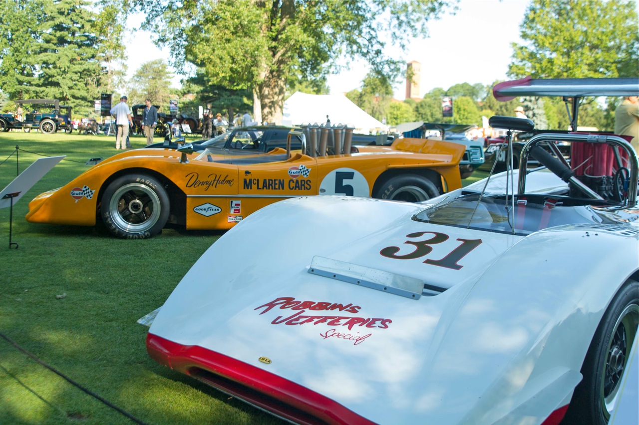 Concours D Elegance Of America World Class Cars Car