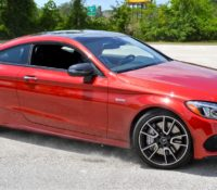 '17 MERCEDES-BENZ C43 AMG: POINT & SHOOT COUPE!