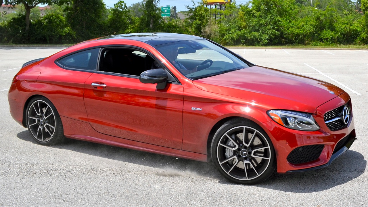 17 mercedes benz c43 amg point shoot coupe car guy chronicles. Black Bedroom Furniture Sets. Home Design Ideas