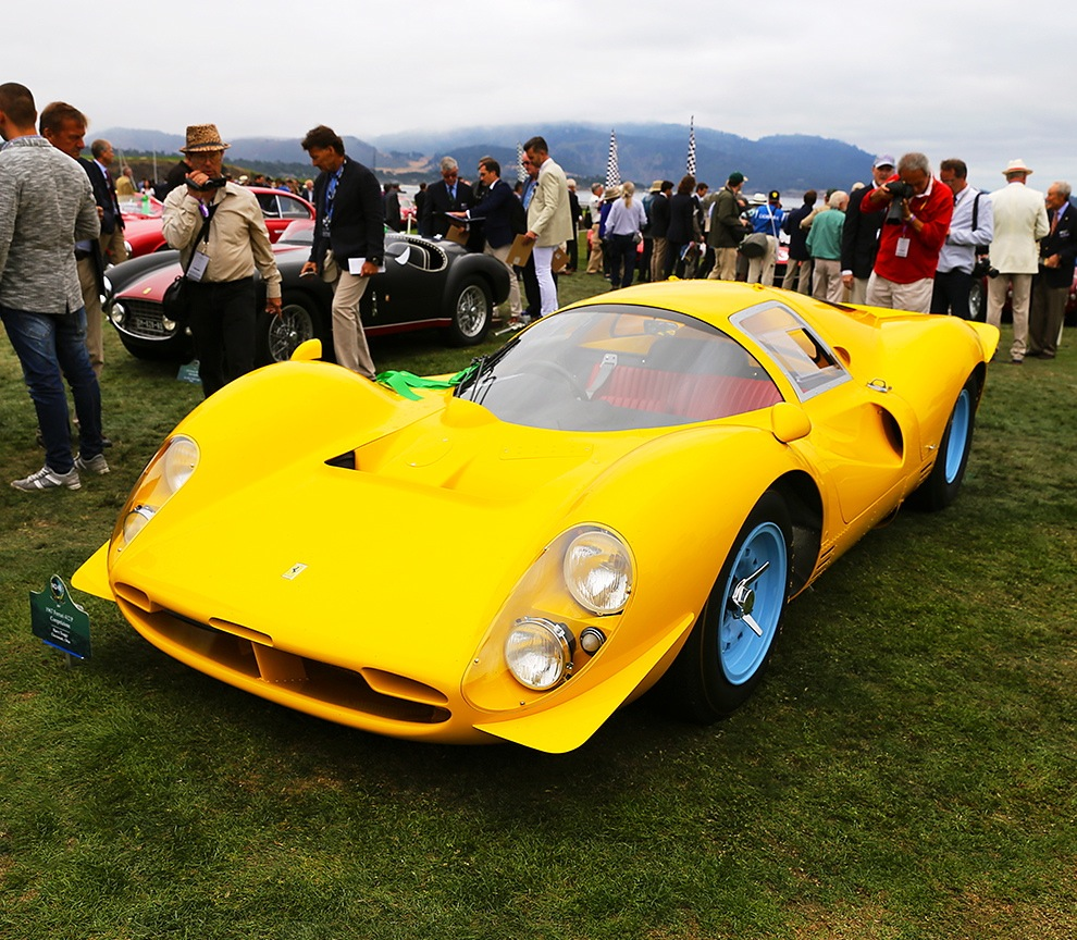 CAR GUY NIRVANA: MONTEREY CAR WEEK 2017