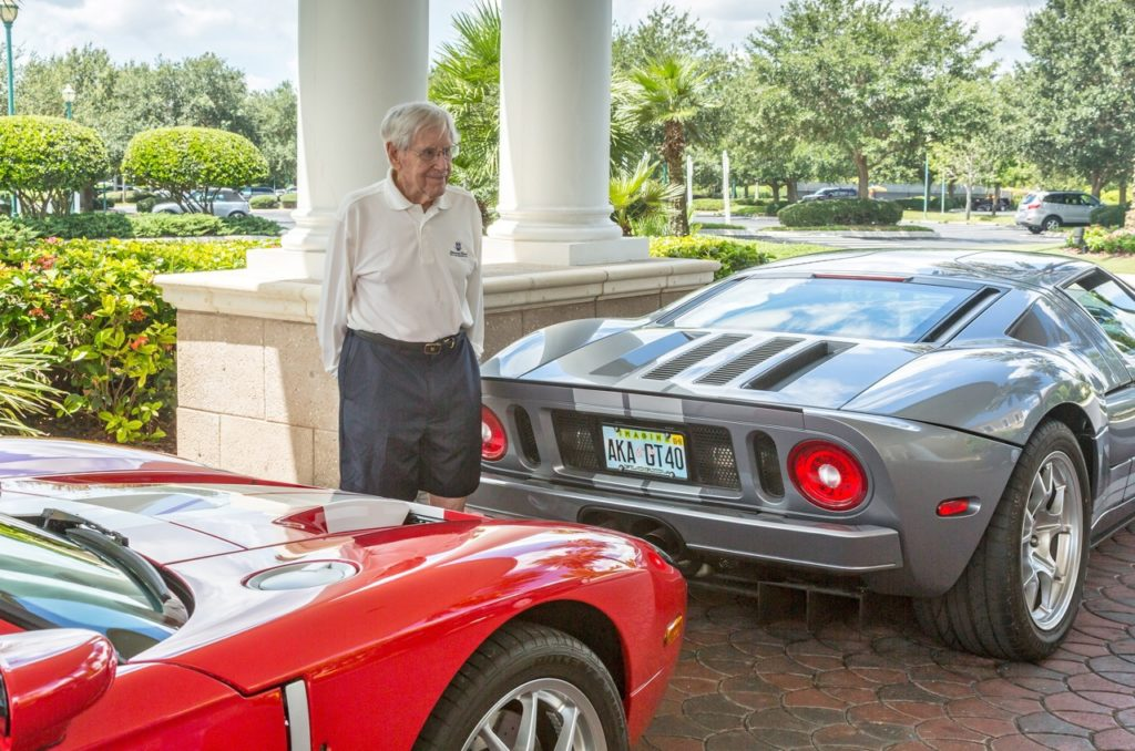 ROY LUNN: GODFATHER OF GT40 PASSES AWAY!