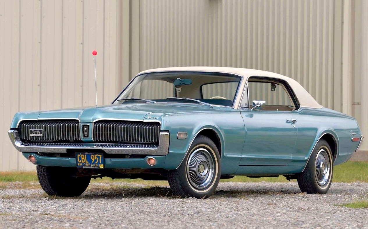 Cougar The Best Buy In Musclecars Car Guy Chronicles 1960s Mercury